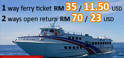 tioman ferry online booking